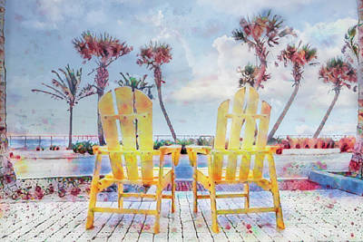 Photograph - In A Fun Island Mood by Debra and Dave Vanderlaan