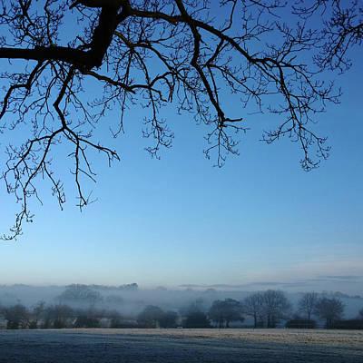 Photograph - In A Mist by Anne Kotan