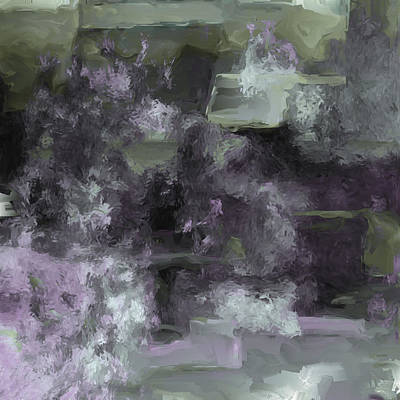 Most Popular Painting - In Between by Lee Ann Asch