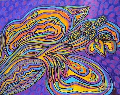 Sarasota Artist Mixed Media - In Bloom by Anita Wexler