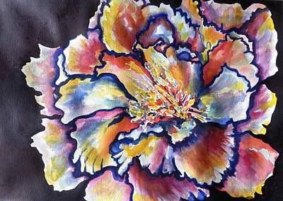 Painting - In Bloom by Kim Shuckhart Gunns