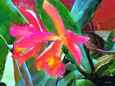 Painting - In Bloom by Wayne Pascall