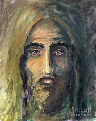 Painting - In Christ Alone by Lisa DuBois