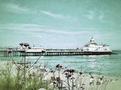 Eastbourne Photograph - In Days Gone By by Connie Handscomb