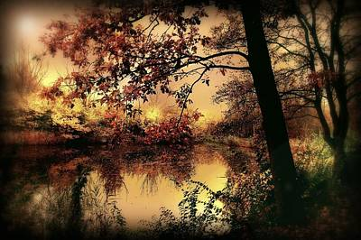 Waterscape Photograph - In Dreams by Jacky Gerritsen