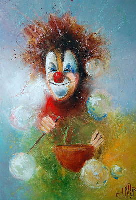 Painting - In Good Mood by Igor Medvedev