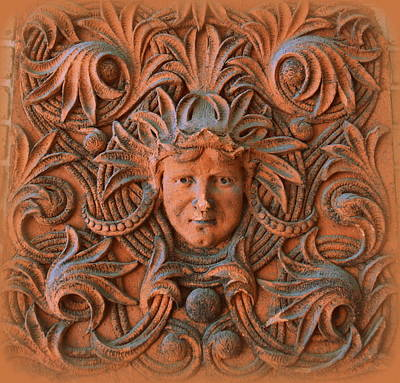 Georgia Red Clay Photograph - In His Face by Linda Covino