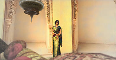 Lucille Ball - In India 2 by Brainwave Pictures
