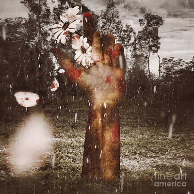 Monster Photograph - In Love And Death by Jorgo Photography - Wall Art Gallery