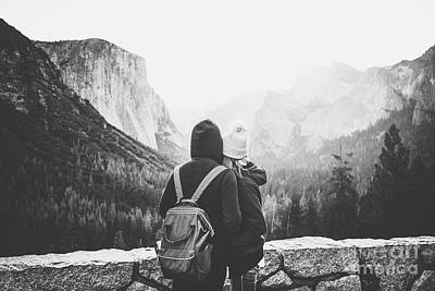 Photograph - Yosemite Love by JR Photography
