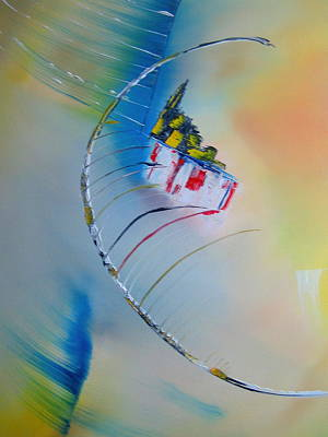 In Motion Print by David Hatton
