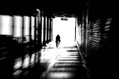 Prenzlauer Berg Photograph - In Motion by Frank Andree