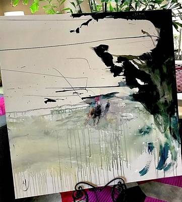 Painting - In Motion  by Heather Roddy
