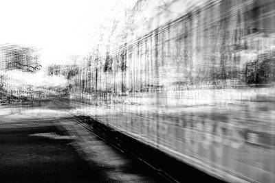 Photograph - In Motion by Joseph S Giacalone