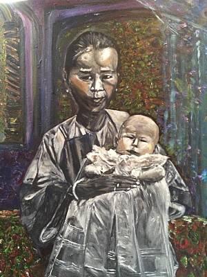 In My Life Art Print by Belinda Low