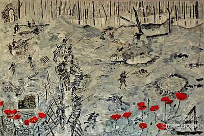 In Rememberance -- First World War Original