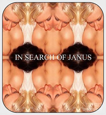 Digital Art - In Search Of Janus    by Jack Dillhunt