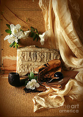 Photograph - In Search Of Lost Time II by Binka Kirova