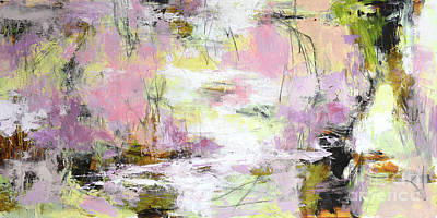 Painting - In Spring by Melody Cleary