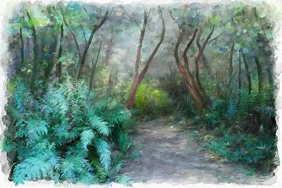 Painting - In The Bush by Ivana Westin