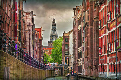 Photograph - In The Canals by Hanny Heim
