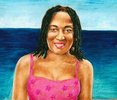 In The Caribbean Art Print