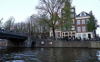 Photograph - In The Corner. Amsterdam by Jouko Lehto