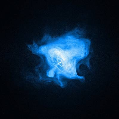 Astrology Photograph - In The Crab Nebula by Artistic Panda