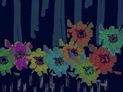 Digital Art - In The Dark by Janet Duffey