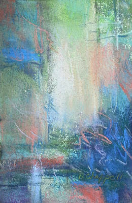 Pastel - In The Depths by Becky Chappell