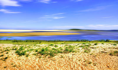 Photograph - In The Distance Of Lake Wollumboola by Miroslava Jurcik