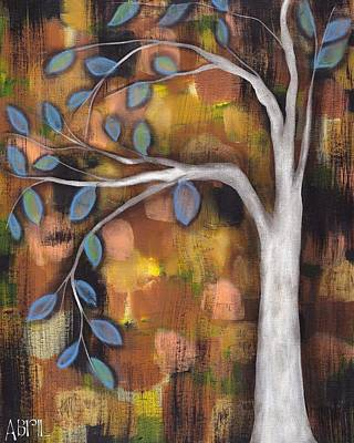 Painting - In The Fall by  Abril Andrade Griffith