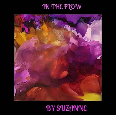 Painting - In The Flow by Suzanne Canner