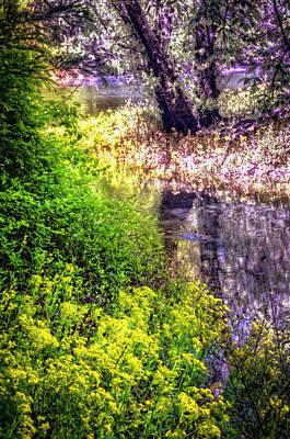 Photograph - In The Garden by Debra and Dave Vanderlaan