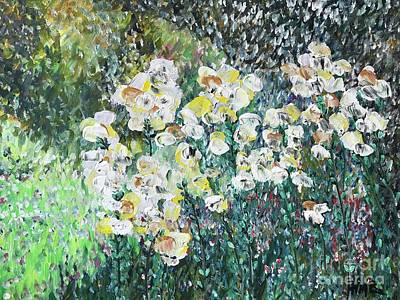 Painting - In The Garden by Heather McKenzie