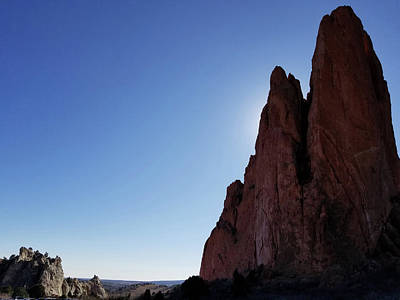 Chris Walter Rock N Roll - In the Garden of the Gods by Chris Caballero