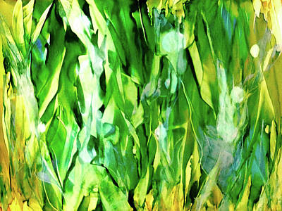 Painting - In The Grass by Cynthia Matthews