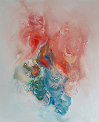 Painting - In The Heart by Julie Bond