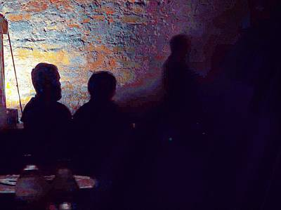 Photograph - In The Jazz Club by Dorothy Berry-Lound