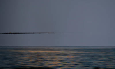 Photograph - In The Land Of Make Believe - This Is A Bridge To Nowhere by rd Erickson