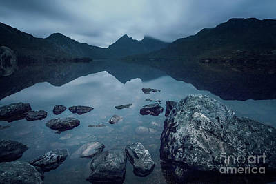 Cradle-mountain Photograph - In The Light Of Dawn by Evelina Kremsdorf