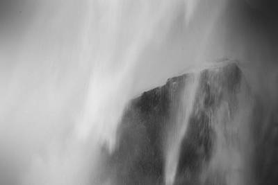 Photograph - In The Midst Of The Mist by Nadalyn Larsen
