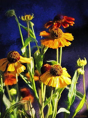 Vivid Colour Painting - In The Morning Light by Jo-Anne Gazo-McKim