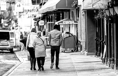 Photograph - In The Neighborhood Little Italy by John Rizzuto