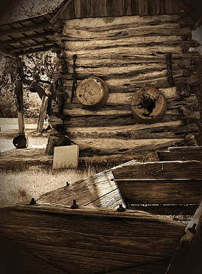 Photograph - In The Olden Days by Karen Musick