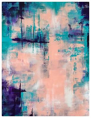 Painting - In The Pink #2 by Suzzanna Frank