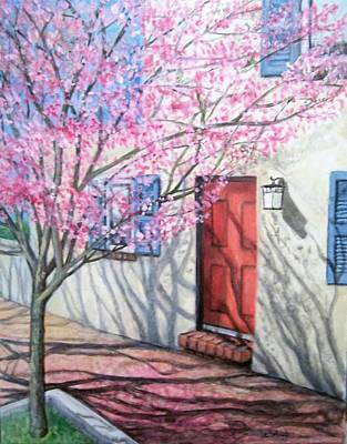 Painting - In The Pink by Laura Aceto