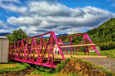 Photograph - In The Pink by Rick Bragan