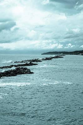 Photograph - In The Rainy Blue Sky by Andrea Mazzocchetti