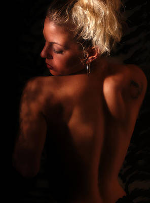 Photograph - In The Shadows by Clayton Bruster